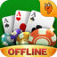 Teen Patti Offline♣Klub-The only 3patti with story 2.8.6 APK Android