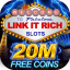 Link It Rich! Hot Vegas Casino Slots FREE 1.0.6 APK Android